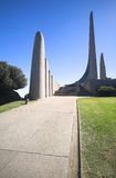 Afrikaans Language Monument Royalty Free Stock Image