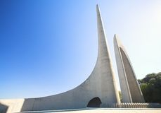 Afrikaans Language Monument Stock Photography