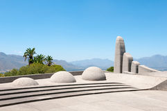 Afrikaans Language Monument in Paarl Royalty Free Stock Image