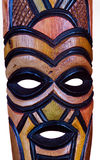 Afrikaans Masker Stock Afbeelding