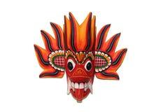 Afrikaans Masker stock fotografie