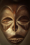 Afrikaans masker royalty-vrije stock foto's