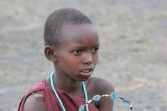 Afrikaans meisje stock afbeeldingen