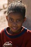 Afrikaans meisje Stock Afbeelding