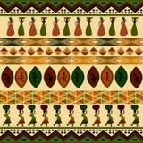 Afrikaans ontwerp Royalty-vrije Stock Fotografie