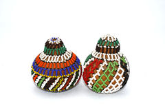 Afrikaans ornament Royalty-vrije Stock Foto