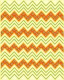 Afrikaans patroon Stock Afbeeldingen