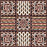 Afrikaans patroon 5 Stock Afbeeldingen