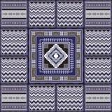 Afrikaans patroon 31 Royalty-vrije Stock Afbeeldingen
