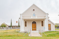 Afrikaans Protestant Church in Vanrhynsdorp Stock Images