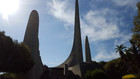 Afrikaans taalmonument Stock Foto