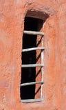 Afrikaans traditioneel dorp Royalty-vrije Stock Afbeeldingen