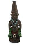 Afrikaans Voodoostandbeeld royalty-vrije stock afbeeldingen