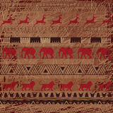 Afrikaanse achtergrond Royalty-vrije Stock Fotografie