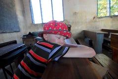 Afrikaanse albino Royalty-vrije Stock Foto