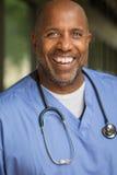 Afrikaanse Amerikaanse arts Royalty-vrije Stock Afbeelding