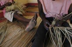Afrikaanse artisanaal Stock Foto's
