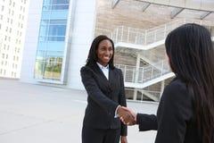 Afrikaanse BedrijfsVrouw royalty-vrije stock foto
