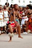 Afrikaanse danser Royalty-vrije Stock Fotografie