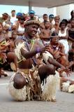 Afrikaanse danser Stock Foto