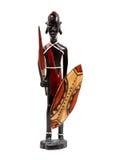 Afrikaanse gravure stock afbeelding