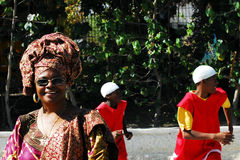 Afrikaanse Hebreeuwse Israelites van Jeruzalem Royalty-vrije Stock Afbeelding