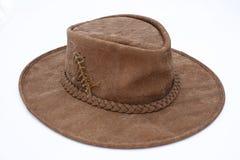 Afrikaanse hoed Royalty-vrije Stock Foto's