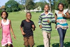 Afrikaanse kinderen Royalty-vrije Stock Afbeelding