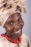 Afrikaanse manier Stock Fotografie