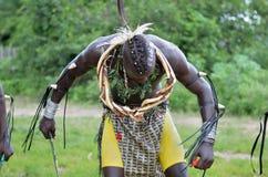 Afrikaanse mens Royalty-vrije Stock Afbeeldingen
