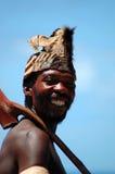 Afrikaanse mens Royalty-vrije Stock Afbeelding