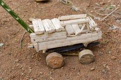 Afrikaanse stuk speelgoed auto Stock Foto's