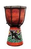 Afrikaanse trommel Royalty-vrije Stock Afbeelding