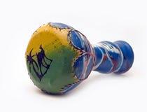 Afrikaanse trommel Royalty-vrije Stock Foto's