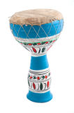 Afrikaanse trommel Stock Afbeeldingen
