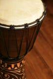 Afrikaanse trommel Djembe Stock Foto's