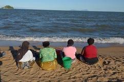 Afrikaanse vrouwen Stock Afbeeldingen