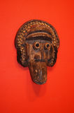 Afrikanen maskerar Arkivbild