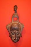 Afrikanen maskerar Royaltyfri Bild