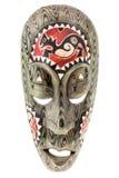 Afrikanische ethnische Maske Lizenzfreies Stockfoto