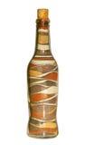 Afrikanische Flasche Lizenzfreie Stockfotos