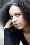 Afrikanische Frau lizenzfreie stockbilder