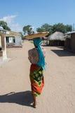 Afrikanische Frau lizenzfreies stockfoto