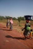 Afrikanische Frau Lizenzfreies Stockbild