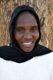Afrikanische Frau Stockfoto