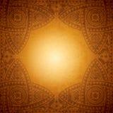 Afrikanische Hintergrunddesignschablone. Lizenzfreie Abbildung