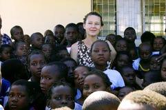 Afrikanische Kinder Lizenzfreie Stockfotografie
