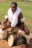 Afrikanische Kultur Stockfoto