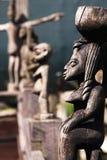 Afrikanische Kunst Lizenzfreies Stockbild