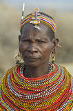 Afrikanische Leute 11 Lizenzfreie Stockbilder